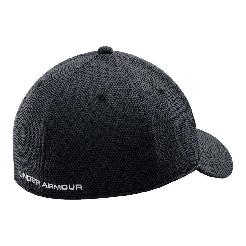 Blitzing II Stretch Fit Hat in Black by Under Armour