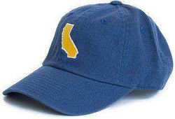 Hats/Visors - California Berkeley Gameday Hat In Navy By State Traditions