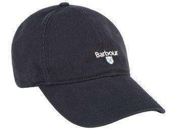 Hats/Visors - Cascade Sports Cap In Navy By Barbour