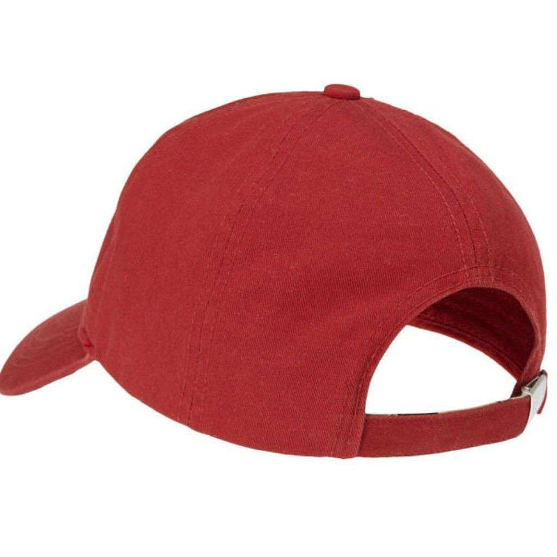 Hats/Visors - Cascade Sports Cap In Red By Barbour
