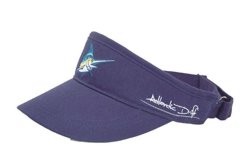 Hats/Visors - Circle Logo Hat In Navy By Atlantic Drift - FINAL SALE