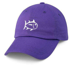 Collegiate Skipjack Hat in Regal Purple by Southern Tide