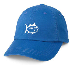 Hats/Visors - Collegiate Skipjack Hat In University Blue By Southern Tide