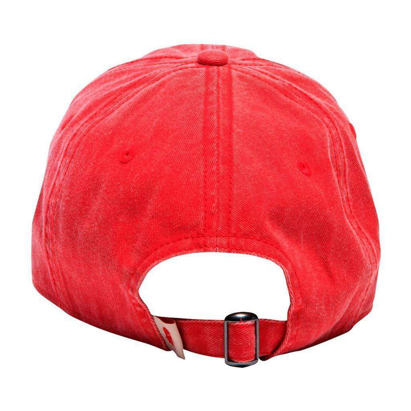 17638203dc96f The Normal Brand Faded Active Wear Cap in Red – Country Club Prep