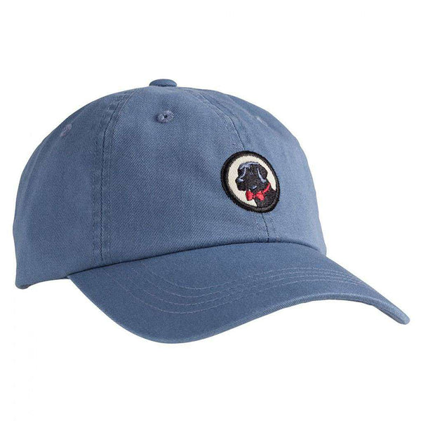 Hats/Visors - Frat Hat In Cadet Blue By Southern Proper