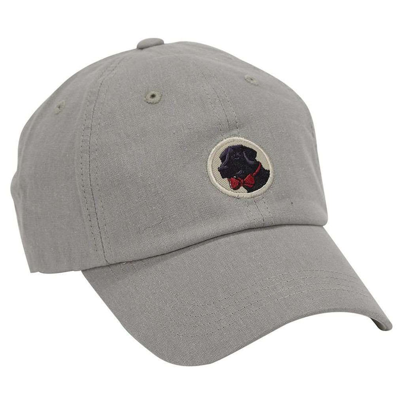 Hats/Visors - Frat Hat In Grey Linen By Southern Proper