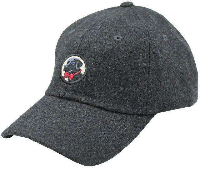 Hats/Visors - Frat Hat In Grey Wool By Southern Proper