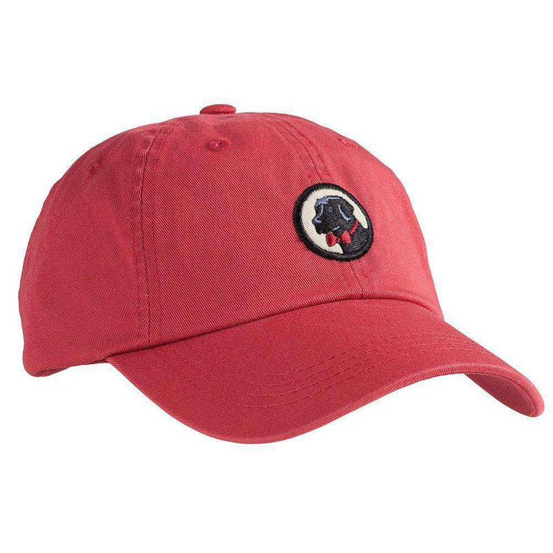 Hats/Visors - Frat Hat In Red By Southern Proper