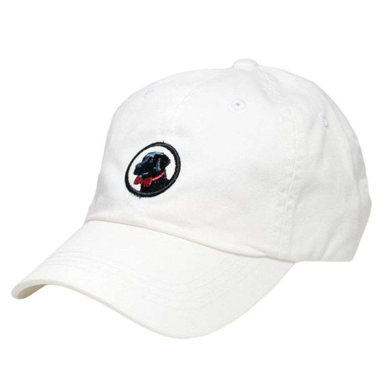 Hats/Visors - Frat Hat In White By Southern Proper