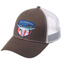 Hats/Visors - Glory Hat In Bark By Guy Harvey - FINAL SALE