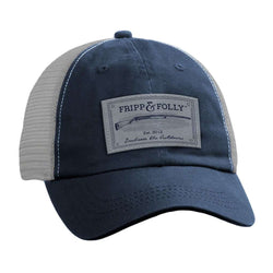 Gun Patch Mesh Hat by Fripp & Folly
