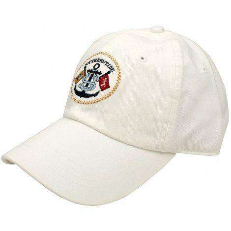Hats/Visors - Intracoastal Waterway Hat In White By Southern Tide
