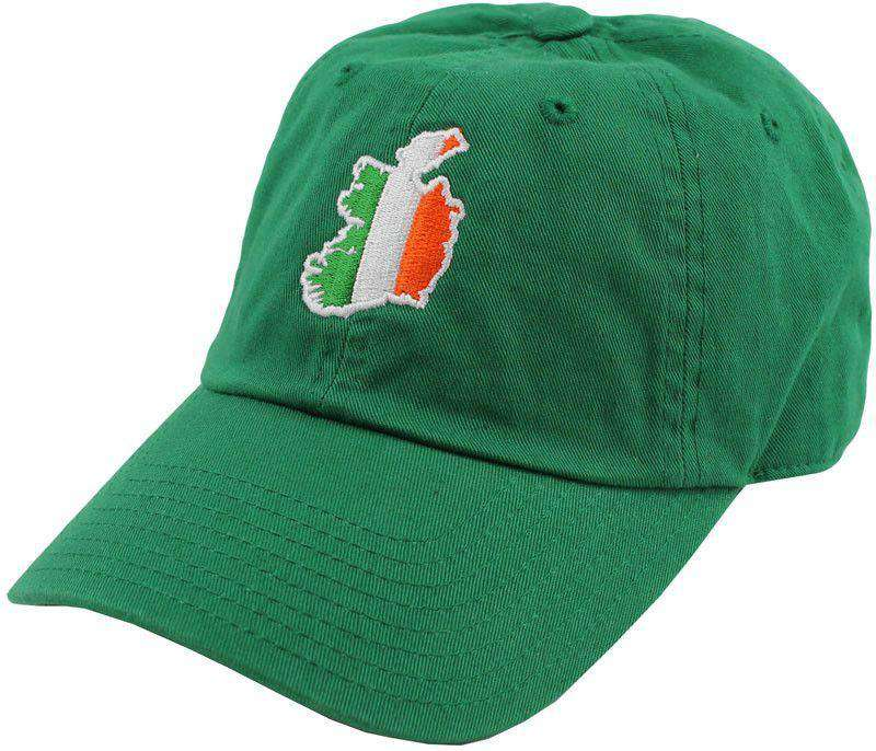 Hats/Visors - Ireland Traditional Hat In Green By State Traditions