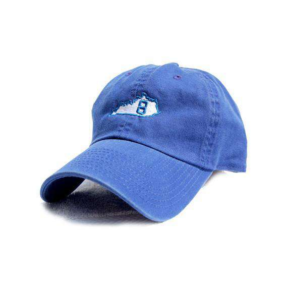 Hats/Visors - KY 8 Hat In Blue By State Traditions