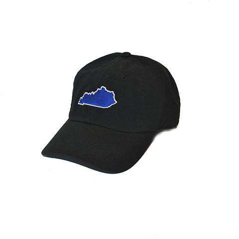 Hats/Visors - KY Lexington Gameday Hat In Black By State Traditions