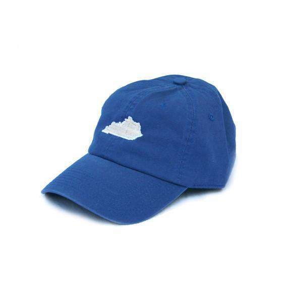Hats/Visors - KY Lexington Gameday Hat In Blue By State Traditions