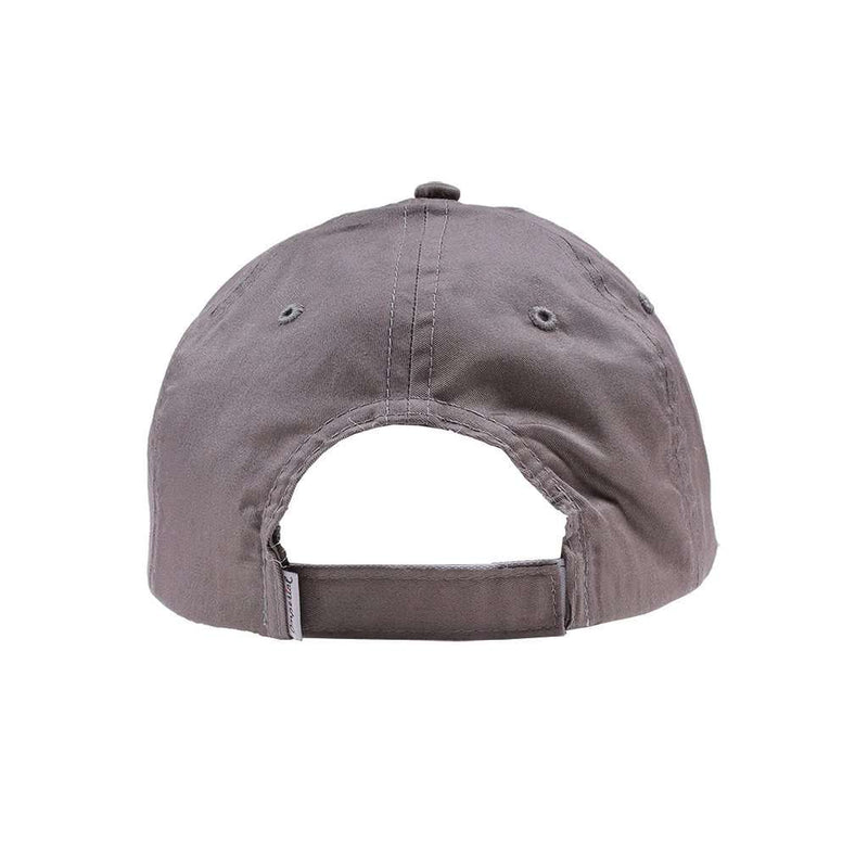 Limited Edition Longshanks Patch Logo Performance Hat in Graphite by Imperial Headwear