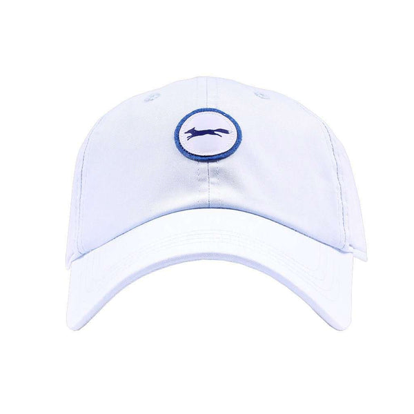 Limited Edition Longshanks Patch Logo Performance Hat in Light Blue by Imperial Headwear