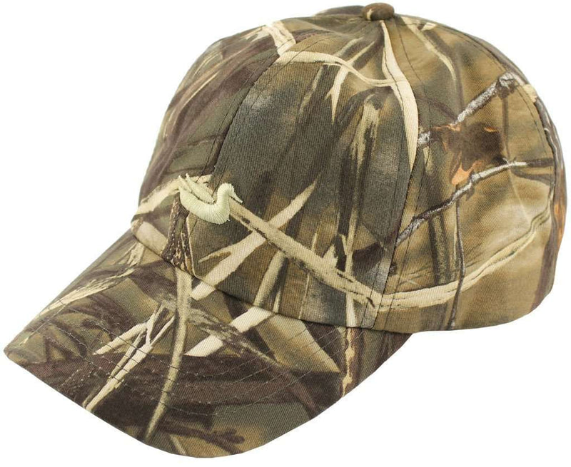 Hats/Visors - Limited Edition! - Realtree MAX-4 Camouflage Hat By Southern Marsh