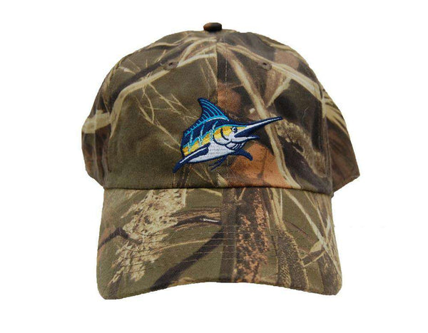 Hats/Visors - Logo Hat In Camo By Atlantic Drift - FINAL SALE