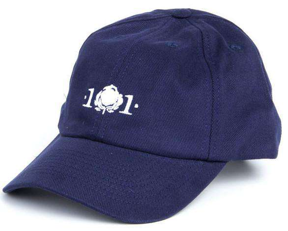 Logo Hat in Navy by Cotton 101 - FINAL SALE