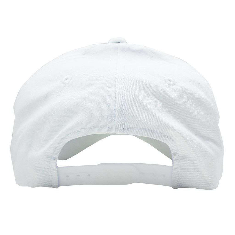 Make America Preppy Again Rope Hat in White by Country Club Prep