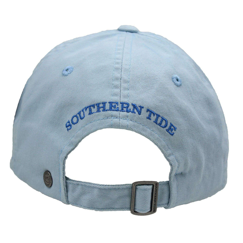 Mini Skipjack Hat in Light Blue by Southern Tide