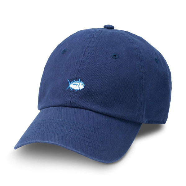 Hats/Visors - Mini Skipjack Hat In Navy By Southern Tide