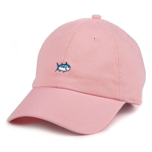 Hats/Visors - Mini Skipjack Hat In Pink By Southern Tide