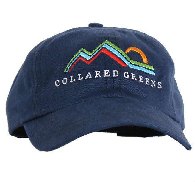 Hats/Visors - Mountain Hat In Navy By Collared Greens