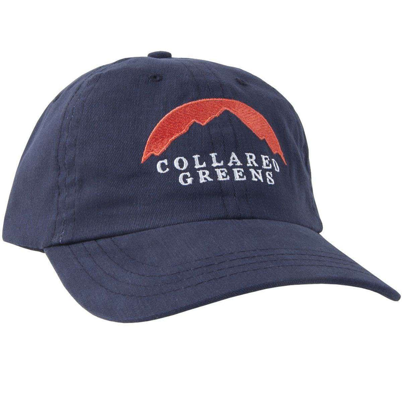 Mountain Summit Hat in Navy by Collared Greens