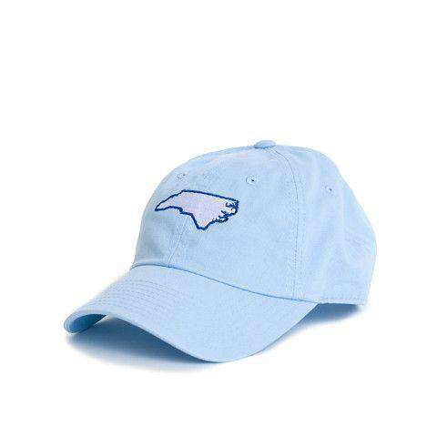 Hats/Visors - NC Chapel Hill Gameday Hat In Carolina Blue By State Traditions