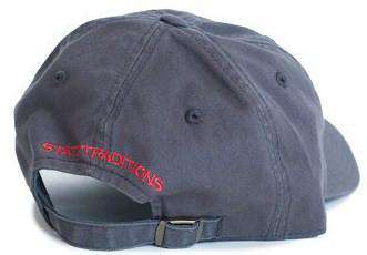 Ohio Traditional Hat in Grey by State Traditions