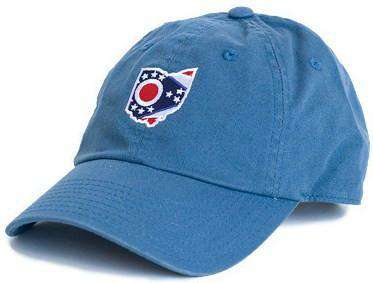 Hats/Visors - Ohio Traditional Hat In Gulf Blue By State Traditions