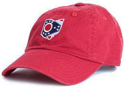 Hats/Visors - Ohio Traditional Hat In Red By State Traditions