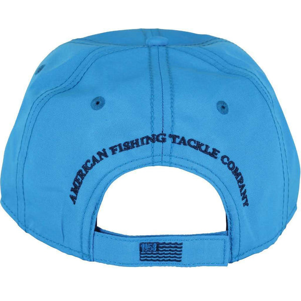 Original Fishing Hat in Vivid Blue by AFTCO