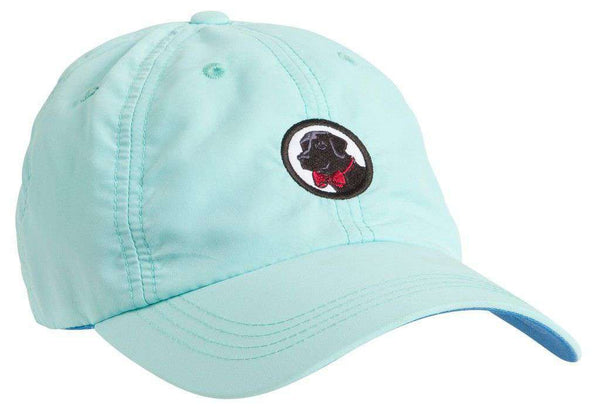 Hats/Visors - Performance Hat In Aqua By Southern Proper