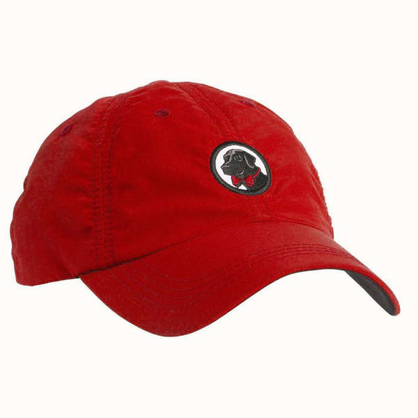 Hats/Visors - Performance Hat In Red By Southern Proper