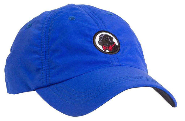 Hats/Visors - Performance Hat In Royal By Southern Proper