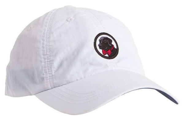 Hats/Visors - Performance Hat In White By Southern Proper