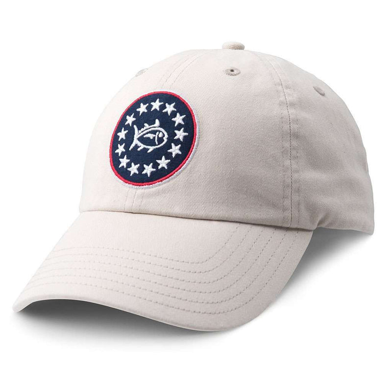 Presidential Skipjack Hat in Stone by Southern Tide