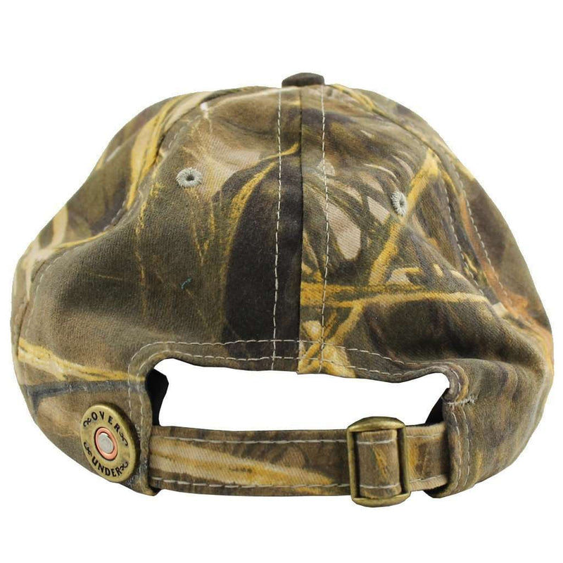 Hats/Visors - Realtree MAX-4 Camouflage Hat By Over Under Clothing