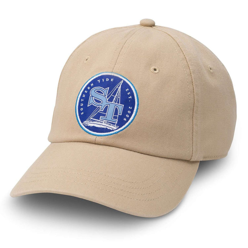 Hats/Visors - Sailing Hat In Khaki By Southern Tide