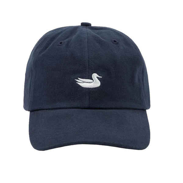 Signature Hat in Navy with White Duck by Southern Marsh