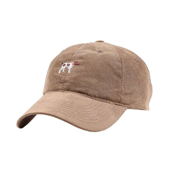 Signature Logo Hat in Mustard Twill by Southern Point - FINAL SALE