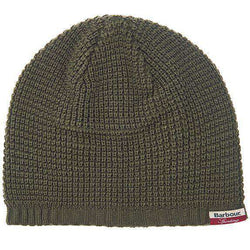 Sporting Outlast Beanie in Olive by Barbour