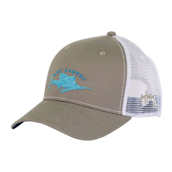 Streaker Hat in Khaki by Guy Harvey