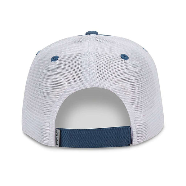 The American Mesh Hat in Blue by Imperial Headwear - FINAL SALE