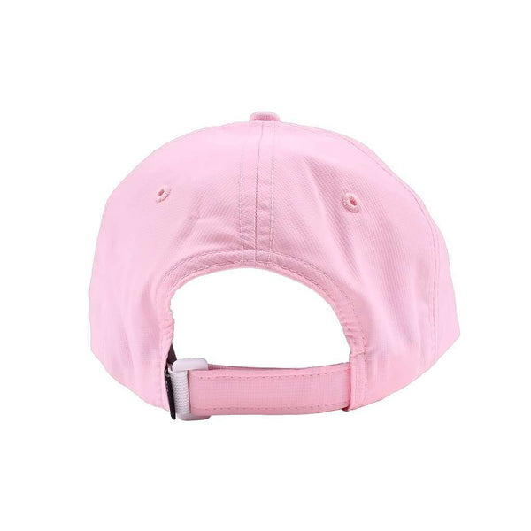 Hats/Visors - The Founders Patch Performance Hat In Light Pink By Imperial Headwear