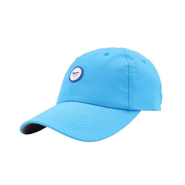ae21e6bc441 ... Hats Visors - The Founders Patch Performance Hat In Pacific Blue By Imperial  Headwear